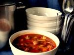 Italian Sausage & Mixed Bean Soup
