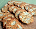 Low Carb, Gluten Free Crackers