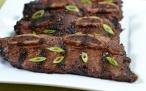 Korean Style BBQ Ribs